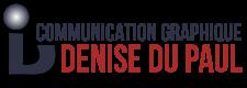 Denise DuPaul, graphiste Logo
